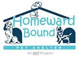 Homeward Bound Pet Shelter Logo